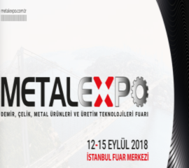 Metal Expo İstanbul 2018